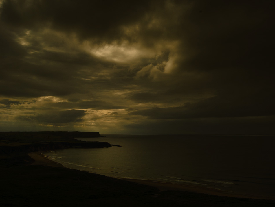 Landscape photograph of White Park Bay, Northern Ireland by Stephen Bradley photographer - photograph 2140 photo icon.