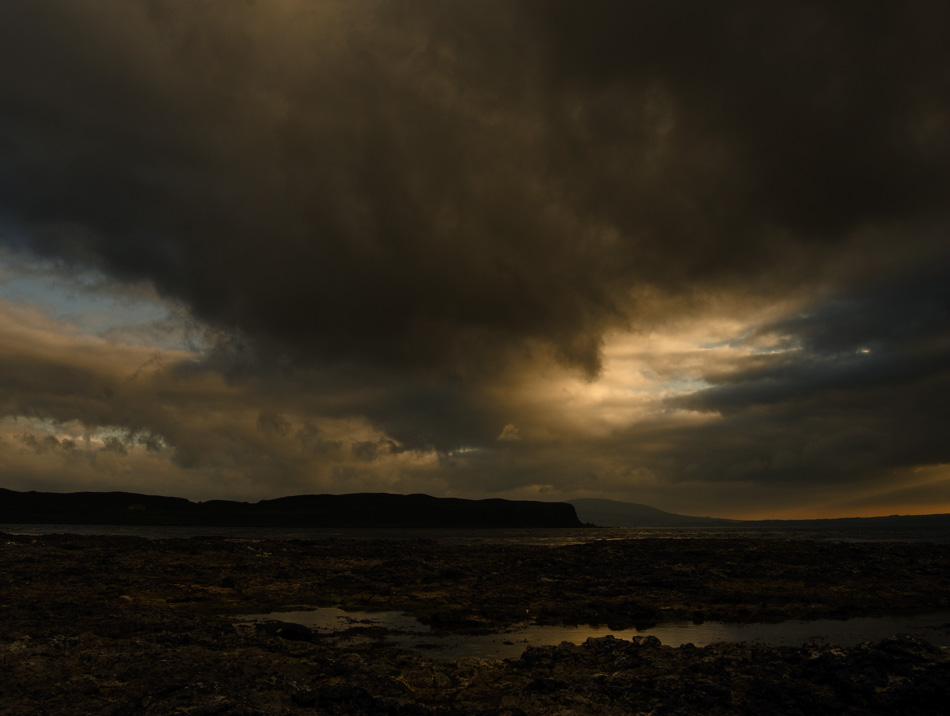 Landscape photograph of Rathlin Island, Northern Ireland - image 4075 photo icon.