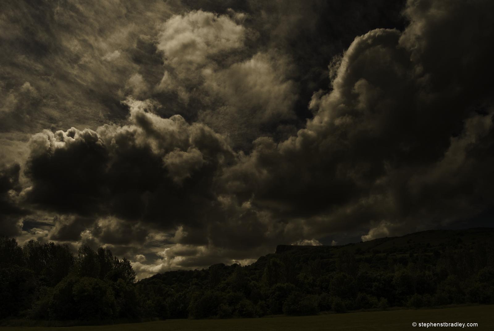 Cavehill Belfast, Northern Ireland landscape photograph 2231.