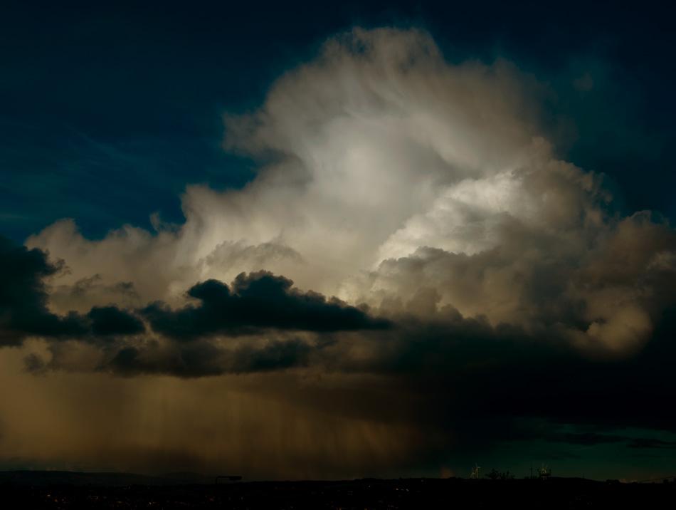 Dramatic sky over Glengormley Northern Ireland - image 1023 photo icon 1.