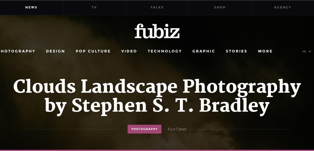 Landscape photography in Fubiz