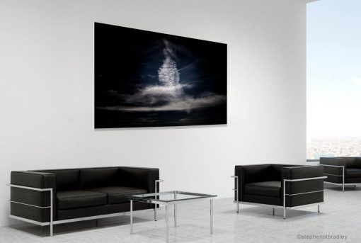 Fine art landscape photograph in a room setting - photo reference 4987.