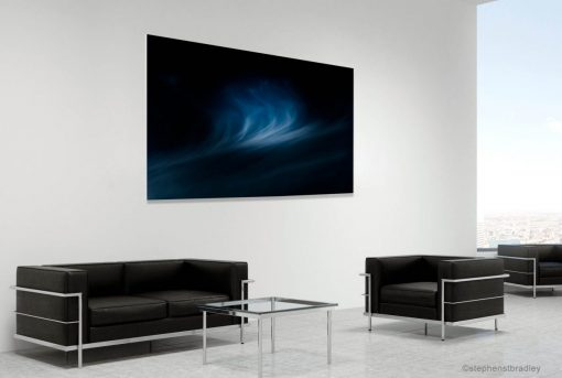 Fine art landscape photograph in a room setting - photo reference 6297.