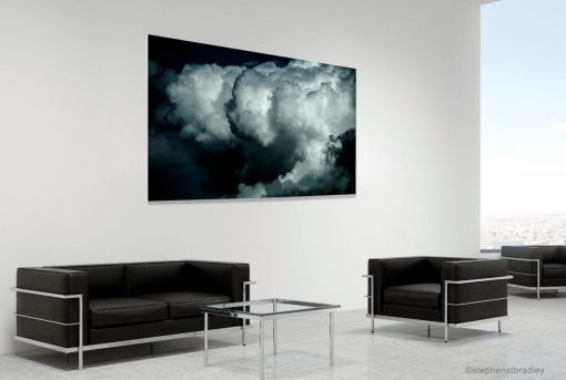 Fine art landscape photograph in a room setting - photo reference 6387.