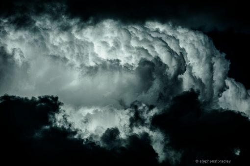 Black Matter 4 - fine art landscape photo 6390 by Stephen S T Bradley.